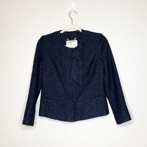 Milly Snap Button Blazer